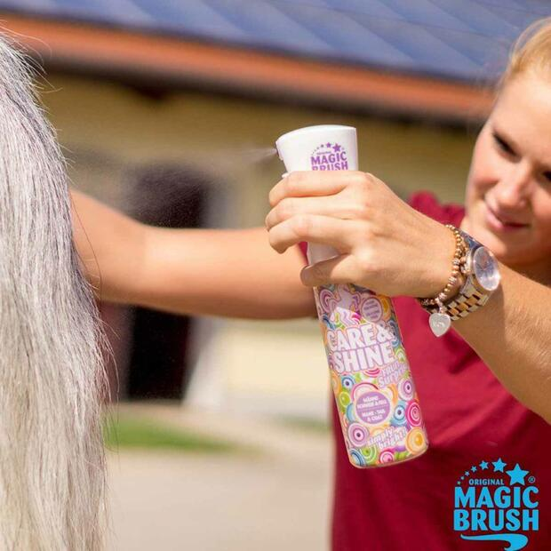 MagicBrush Pflegespray Care&Shine