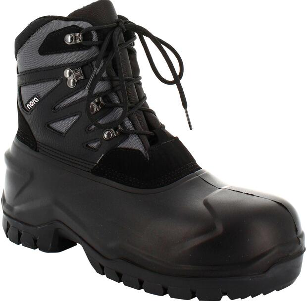 Nora Stiefelette Safety-Canadian-Boot UNIK LOW S5